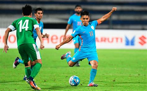 india captain sunil chhetri players   utilise