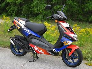 2003 Aprilia Sr 50 Gp1 Race Replica