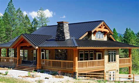 post  beam foundation cabin small post  beam homes chalet cabin plans treesranchcom