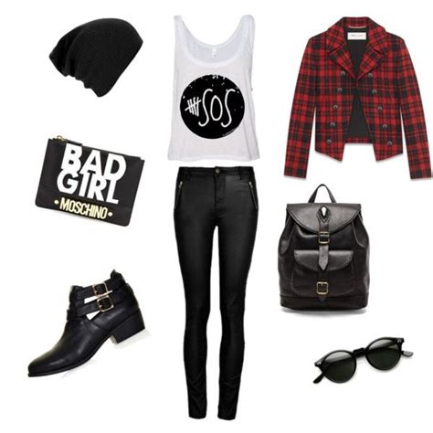 U0026quot;BAD GIRL STYLEu0026quot; by #liveeverymoment91 on Polyvore | My things | Pinterest | Bad girl style ...