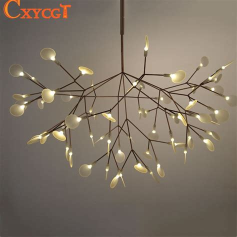 discount kitchen island modern led large branch tree chandeliers lighting fixture