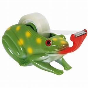 Dérouleur De Scotch : d rouleur de scotch grenouille ~ Edinachiropracticcenter.com Idées de Décoration