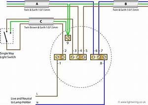House Light Wiring Diagram Uk