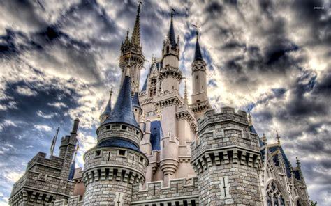 Disney Castle Desktop Wallpaper by Disney Castle Hd Desktop Wallpaper 21631 Baltana