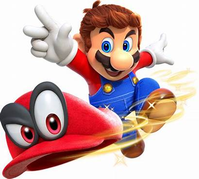 Cap Throw Mario Super Smo