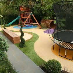 modern kitchens ideas childrens play area garden design gardening faves