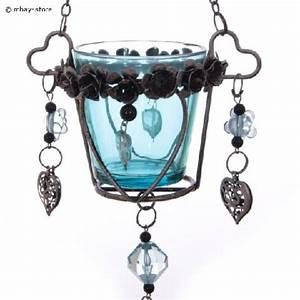 Glas Windlicht Zum Hängen : neu glas windlicht t rkis kerzenhalter teelichthalter ~ Bigdaddyawards.com Haus und Dekorationen