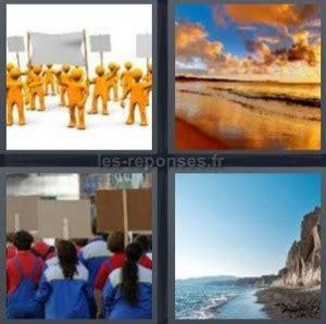 femme de chambre en 4 lettres solution 4 images 1 mot manifestation plage océan