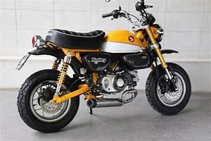Honda Monkey 125 : honda monkey 125 tyga performance ~ Melissatoandfro.com Idées de Décoration