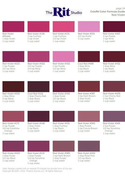 fabric dye colors the 25 best rit dye colors chart ideas on rit