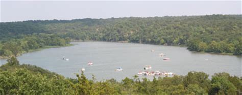 lake   arbuckles chickasaw national recreation area