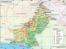 why is pakistan`s map wrong