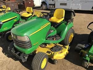 2002 John Deere X465 - Lawn  U0026 Garden Tractors