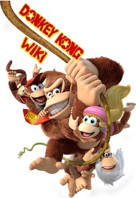 Donkey Kong Wiki Fandom Powered By Wikia
