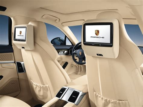 porsche inside porsche panamera interior officially revealed autoevolution