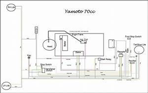 Yamoto 70cc Wiring Diagram Posted Below