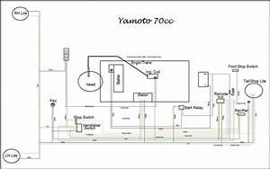 Buyang 70cc Atv Wiring Diagram 41164 Ciboperlamenteblog It