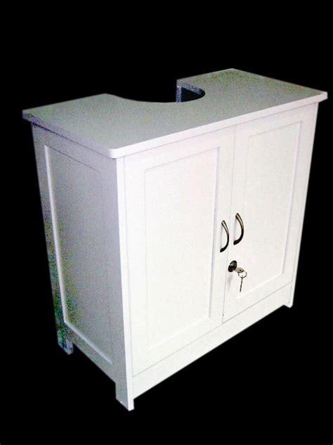 Bathroom Sink Cabinet Storage by White Wood Sink Cabinet Bathroom Storage Unit