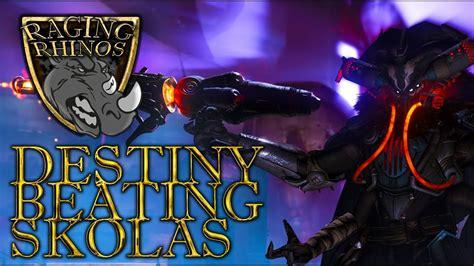 Destiny - Skolas - der letzte Kampf - YouTube