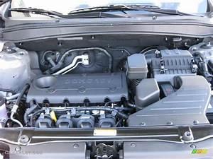 2011 Hyundai Santa Fe Limited 2 4 Liter Dohc 16