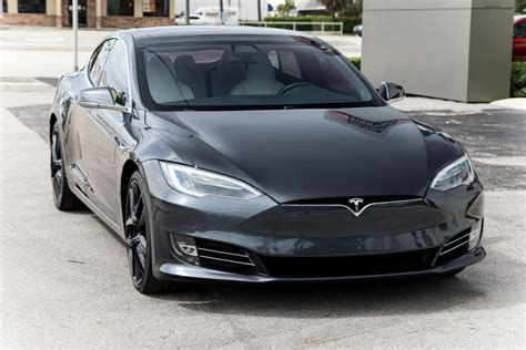 Used 2018 Tesla Model S P100D For Sale ($89,900) | Marino ...