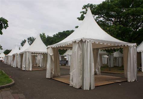 supplier tenda event jakarta penjualan tenda dan