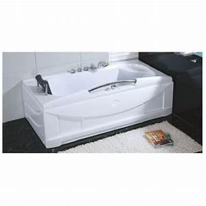 Baignoire Pas Cher : kit balneo pour baignoire topiwall ~ Melissatoandfro.com Idées de Décoration