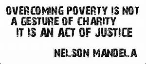 Overcoming pove... Food Poverty Quotes
