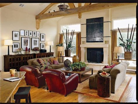 southern living idea home tropical family room