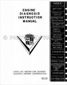1948 Cadillac Wiring Diagram : 1937 1948 cadillac engine diagnosis manual reprint ~ A.2002-acura-tl-radio.info Haus und Dekorationen