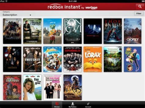 Redbox Instant challenges Netflix with dual services