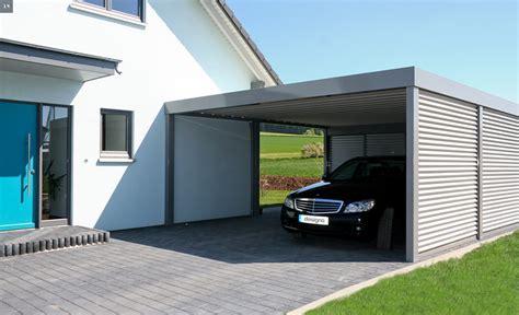 Moderne Häuser Mit Carport by Designo Carport 187 Flexibel Und Hochqualitativ