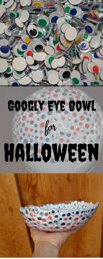 halloween candy bowl ideas  pinterest