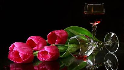 Flowers Widescreen Wallpapers 1080p Mobile Roses Wine