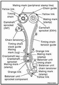 Nissan K 12 Engine Timing Marks Diagram