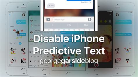 remove predictive text iphone disable iphone predictive text t9 dictionary keyboard