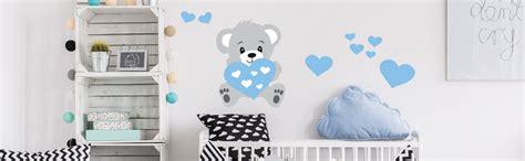 stickers chambre bébé nounours stickers chambre bb ourson stickers muraux citations de