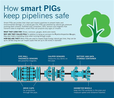 How smart PIGs keep pipelines safe | Duke Energy ...
