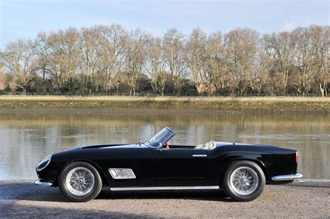 For Sale California 1958 250 gt california spyder previously sold