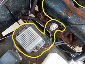 Early Bronco Ballast Resistor