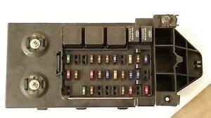Duty Fuse Box by Fuse Box Ford F250 Ebay
