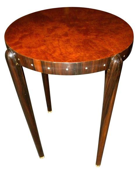 art deco ls for sale ruhlmann style custom art deco side table small tables