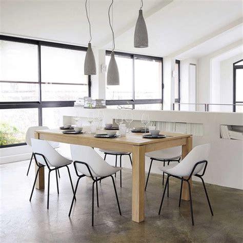 chaise guariche en fibre de verre et m 233 tal maisons du monde maison inspiration nordique
