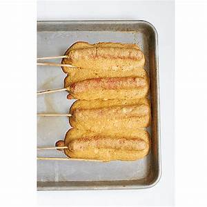 saturdays with rachael ray ovenbaked corn dogs
