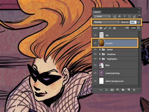 color comics adobe photoshop tutorials