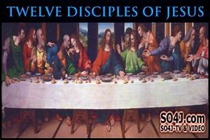 Facts About Jesus 12 Disciples