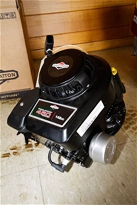 briggs stratton 450 series 148cc petrol 4 stroke motor briggs stratton 450 series 148cc model 9t502 t auction 0009