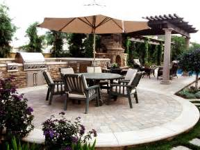 outdoor patio kitchen ideas cheap outdoor kitchen ideas hgtv