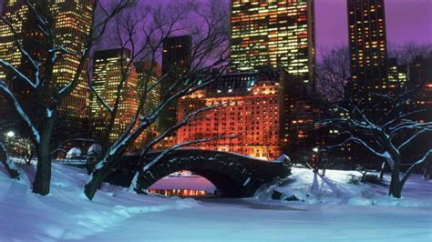 Winter New York Wallpaper 1920x1080 by Winter New York City Central Park Wallpaper 1920x1080