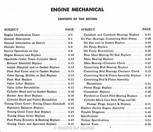 1964 Pontiac Gto Repair Shop Manual Reprint